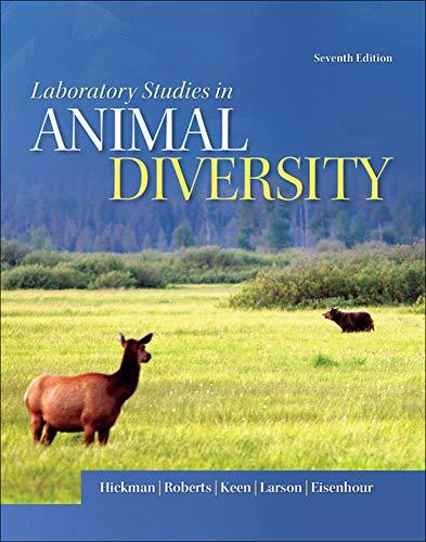 9780077655174: Laboratory Studies for Animal Diversity