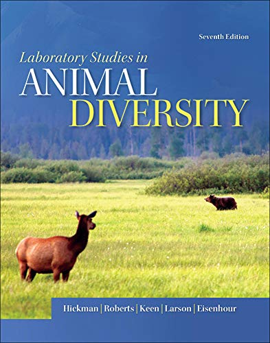 9780077655174: Laboratory Studies for Animal Diversity