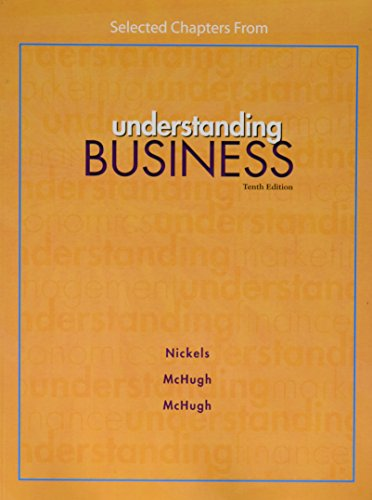 9780077656393: Understanding Business 10th Edition