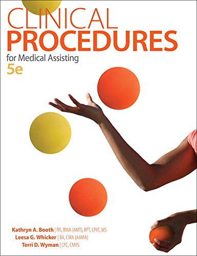9780077657123: Clinical Procedures for Medical Assisting