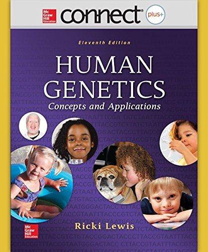 9780077658939: Connect 1-Semester Access Card for Human Genetics