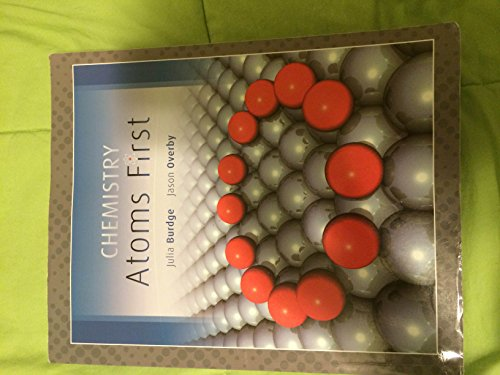 9780077659875: Chemistry Atoms First