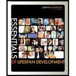 9780077659981: Essentials of Lifespan Development