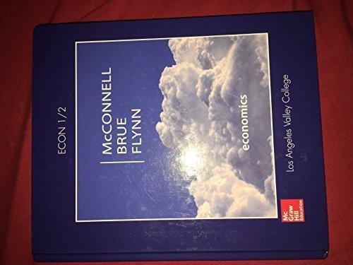 9780077660581: Economics: Principles, Problems, and Policies