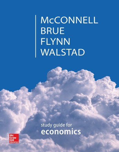 9780077660611: Study Guide for Economics