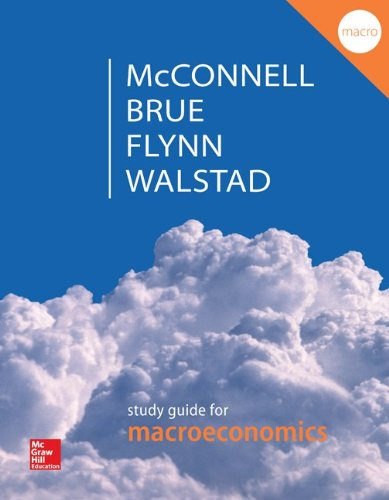 Study Guide for Macroeconomics: Walstad, William B