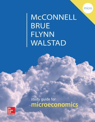 9780077660673: Study Guide for Microeconomics
