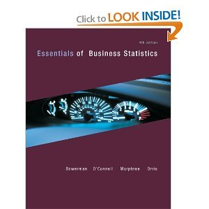 9780077661274: Essentials of Business Statistics 4th Edition