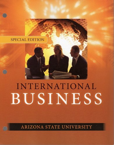9780077662783: International Business (Special Edition)