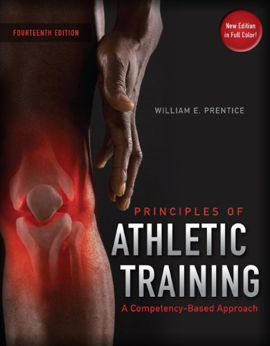 9780077663087: William E.Prentice Principles of Athletic Training-A Competency-Based Approach