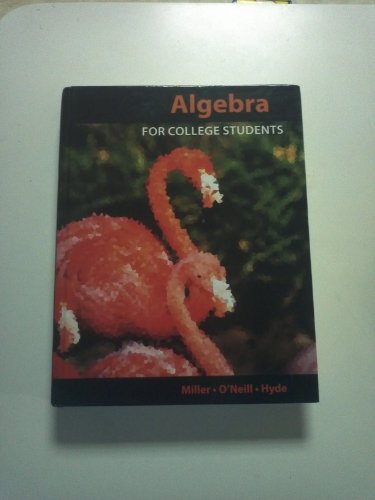 9780077665036: ALGERBRA F/COLL STUD.-CUSTOM W/ACCESS