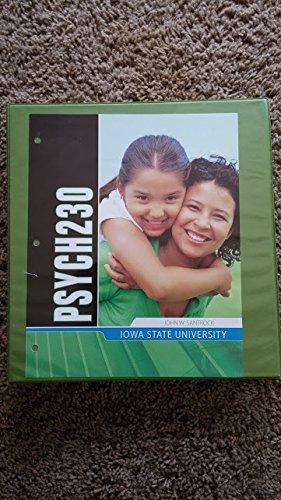 9780077666446: Psych 230: Iowa State University