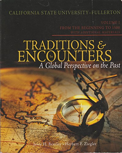 9780076594382 traditions and encounters ap edition abebooks 9780077671129 traditions encounters a global perspective on the past volume i from fandeluxe Gallery