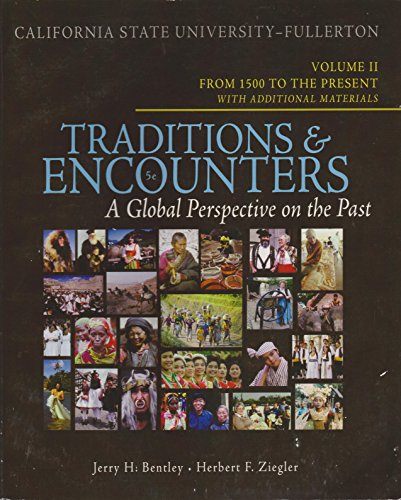 9780076594382 traditions and encounters ap edition abebooks 9780077671136 traditions encounters a global perspective on the past volume ii from fandeluxe Gallery