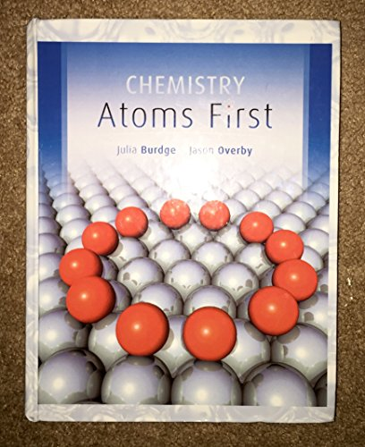 9780077672294: Chemistry: Atoms First (Rutgers Edition)
