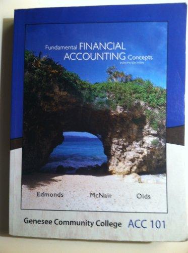 9780077672454: Fund Financial Acc Text Custom (ACC 101)