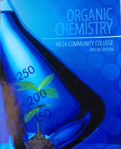 9780077672966: Organic Chemistry (Mesa Community College Special Edition)
