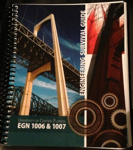 9780077673123: University of Central Florida ENG 1006 7 1007 Engineering Survival Guide