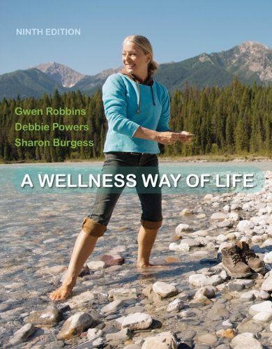 9780077673246: LL A Wellness Way of Life with Connect Plus Access Card