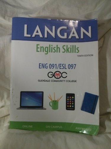9780077675035: Langan English Skills ENG 091/ESL 097 GCC Ed.
