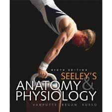 9780077675363: SEELEY'S ANATOMY+PHYSIOLOGY >C