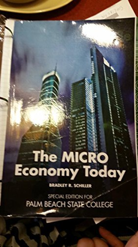 9780077675769: The MICRO Economy Today PBSC Edition