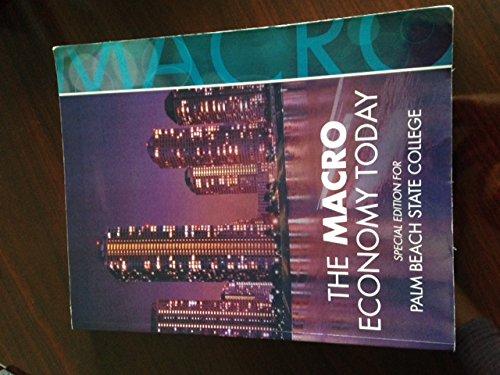 9780077675844: The Macro Economy Today