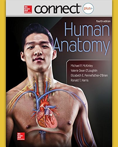 Connect 1-Semester Access Card for Human Anatomy: McKinley, Michael; O'Loughlin,