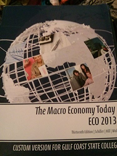 9780077677497: The Macro Economy Today ECO 2013 13th Edition