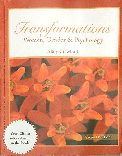 9780077678210: Transformations Women, Gender & Psychology