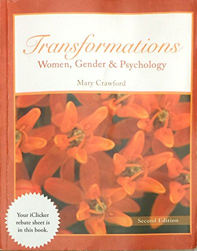 9780077678210: Transformations Women, Gender & Psychology