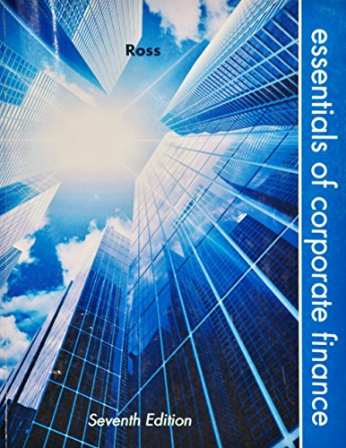 9780077678593: Essentials of Corporate Finance - Custom Edition for Athens State University