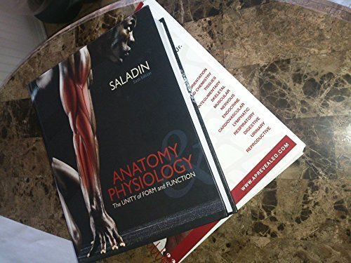 9780077678739: Anatomy & Physiology: The Unity of Form and Function, 6th Edition