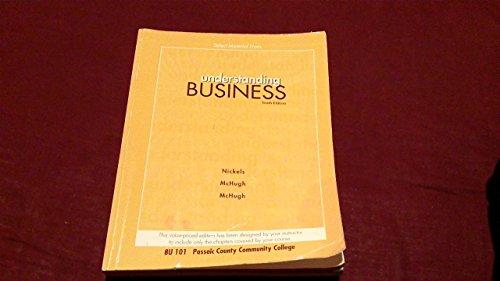 9780077679613: Understanding Business