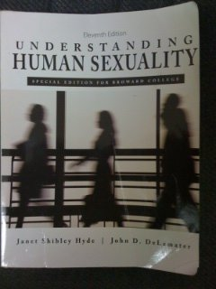 9780077688332: Understanding Human Sexuality, 11e, Special Edition for Broward College
