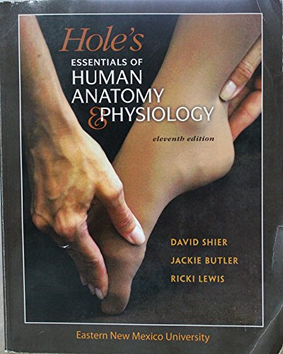 9780077690885: Hole's Essentials of Human Anatomy & Physiology 11th Edition