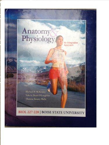 mckinley - anatomy physiology integrative approach - AbeBooks