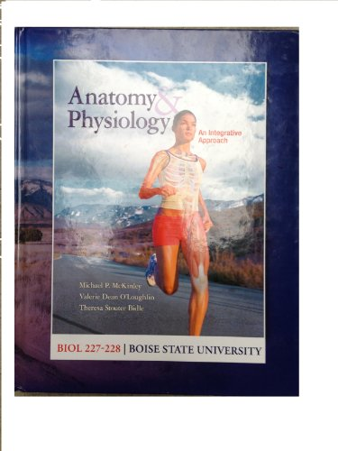 9780077692933: Anatomy and Physiology: An Integrative Approach Biol 227-228 Boise State University