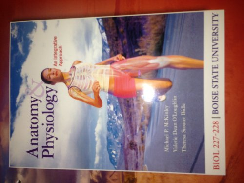 9780077692964: Anatomy and Physiology Boise State