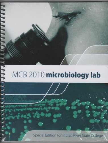 9780077693282: MCB 2010 Microbiology Lab: Special Edition for Indian River State College