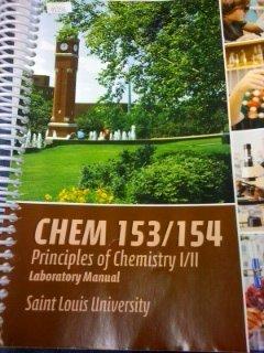 9780077694241: CHEM 153/154: Principles of Chemistry I/II Laboratory Manual, Custom for Saint Louis University