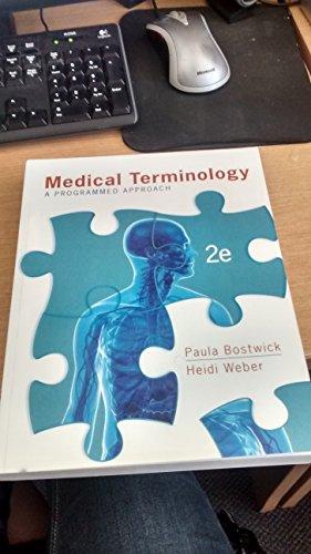 9780077696122: Medical Terminology: A Programmed Approach