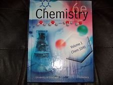 9780077698416: Chemistry: The Molecular Nature of Matter and Change 6e 6th edition for University of Cincinnati Volume 1