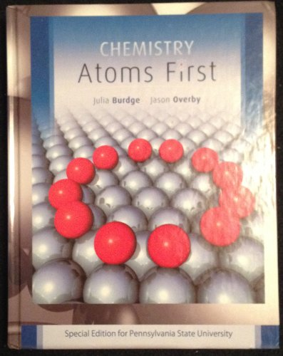 9780077698690: Title: CHEMISTRY ATOMS FIRST CUSTOM