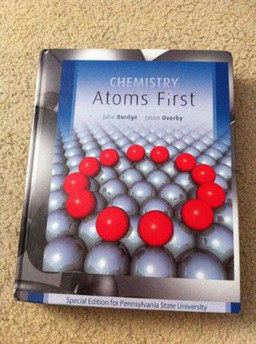 9780077698706: CHEMISTY ATOMS FIRST-W/ACCESS >CUSTOM<