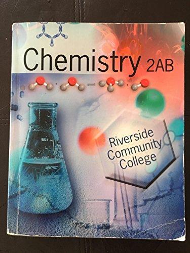 9780077699376: Chemistry 2AB