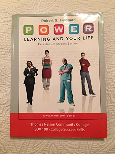 9780077700751: Power learning and your life