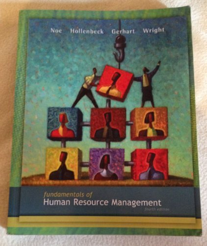 9780077701314: fundamentals of Human Resource Management