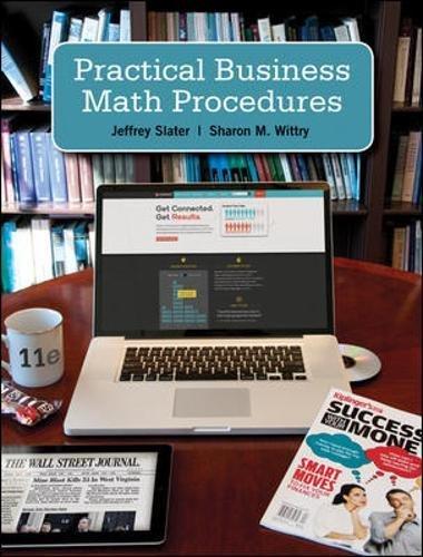 9780077701505: Practical Business Math Procedures with Handbook, Student DVD, and WSJ insert (Irwin Business Math)