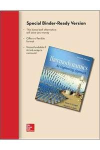 9780077704056 Loose Leaf Thermodynamics An Engineering Approach